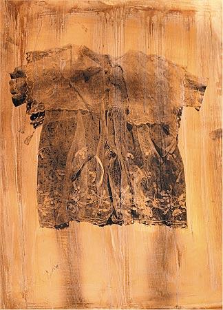 Robe II. 65×55 cm