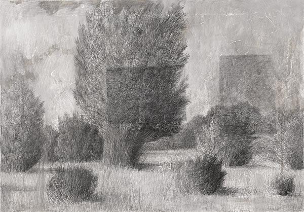 Куст I. 70×100 см