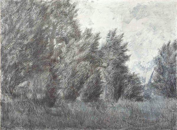 Куст III. 70×100 см