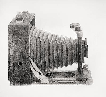 Camera. 180×195 cm
