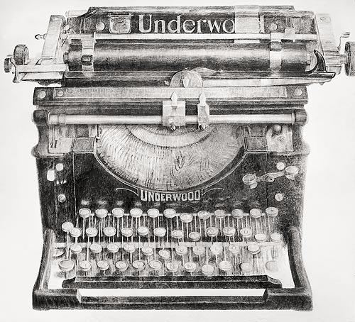 Underwood. 180×195 cm